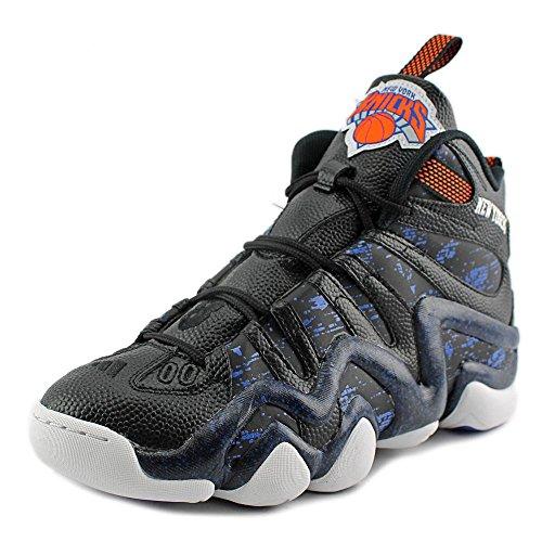 Adidas Crazy 8 di pallacanestro delle scarpe da tennis del Mens di stile: S83937-BLK / Roy / Oran Di