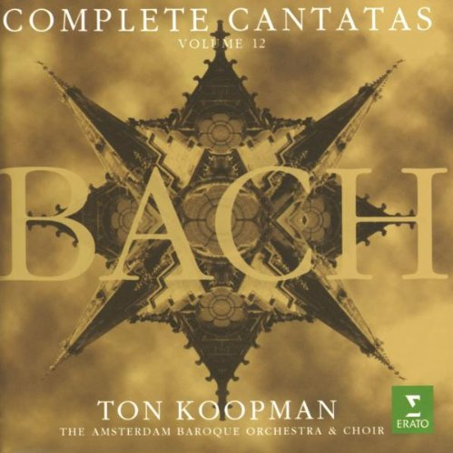 Complete Cantatas Volume 12