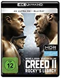 DVD Cover 'Creed II: Rocky's Legacy [Blu-ray]