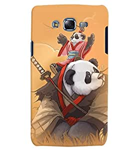 Citydreamz Kung Fu Panda/Cartoon/Funny Hard Polycarbonate Designer Back Case Cover For Samsung Galaxy J5 2016 /J56/J510