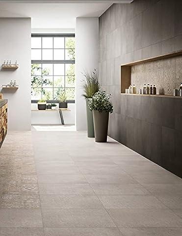 Araignée étude Gris 60x 60cm r4px carrelage sol rivestimeni en céramique pour maison salle de bain cuisine extérieur en offre