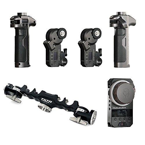 Tilta wlc-t03nucleus-m Wireless Follow Focus Lens Control System Dual Channel Kit 2 Focus Control Kit