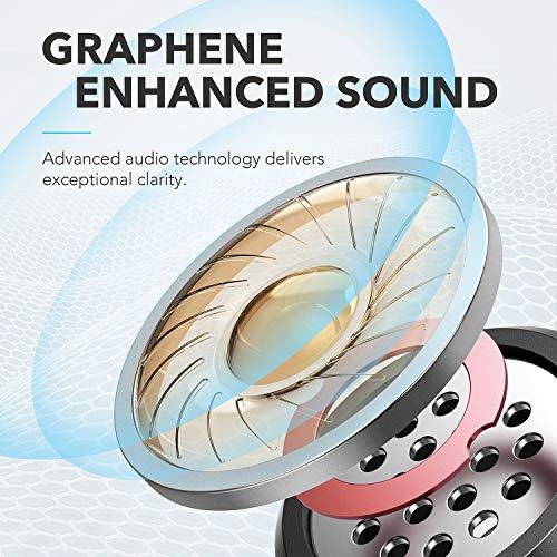 Anker Soundcore Liberty Neo Bluetooth Kopfhörer , Kabellose Kopfhörer mit starkem Bass, Bluetooth 5.0, mit Geräuschunterdrückung, einfaches Pairing, wasserfest & schweißfest für Sport, Workout