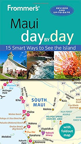 Frommer's Maui Day by Day (Day by Day Guides) por Shannon Wianecki