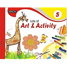 LOTS OF ART AND ACTIVITY - 5