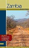 Zambia Road Map: GPS-taugliche Straßenkarte im Maßstab 1:1 500 000 mit 210 GPS-Koordinaten