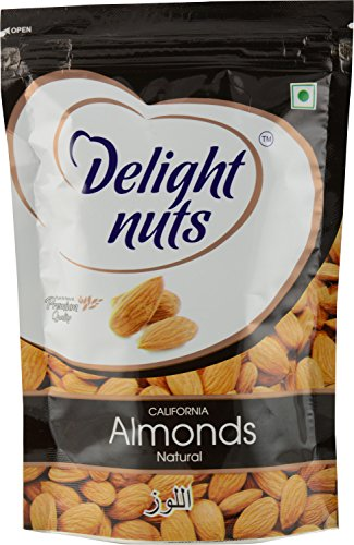 Delight Almond Natural, 80g