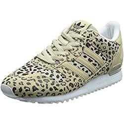 adidas Originals ZX 700 - Zapatillas para Hombre, Color Dust Sand s15-st/dust Sand s15-st/core Black, Talla 42