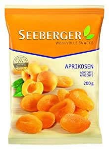Seeberger Aprikosen, 200 g Packung