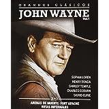 Pack John Wayne - Volumen 1