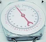 Specimen colgante Dial escalas-Peso gama 110libras/50kg-fuerte y fiable
