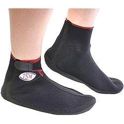 TSM 88 TSM Sportbandage Beach Socks aktiv, Schwarz, M, 2104