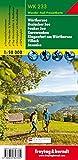 Freytag Berndt Wanderkarten, WK 233, Wörther See - Ossiacher See - Faaker See - Karawanken - Klagenfurt am Wörthersee - Villach - Jesenice, GPS, UTM - Maßstab 1:50 000 - Freytag-Berndt und Artaria KG
