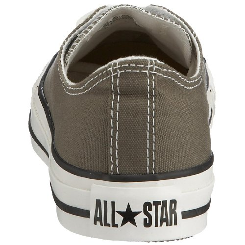 Converse All Star Ox, Sneaker Unisex Adulto (1J794 Charcoal)