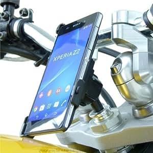 20.5-24.5 mm Moto Joug support monté pour Xperia Z2 (sku 19658)