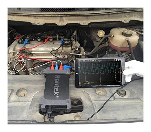 Price comparison product image Hantek Electronic Co Ltd Automotive Diagnostics 6074BE Kit IV,  4-ch,  70MHz
