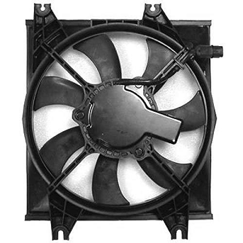 PIECES AUTO SERVICES Ventilateur condenseur de climatisation Hyundai Accent 2 (LC) de 99 à 06 - OEM : 9778625100