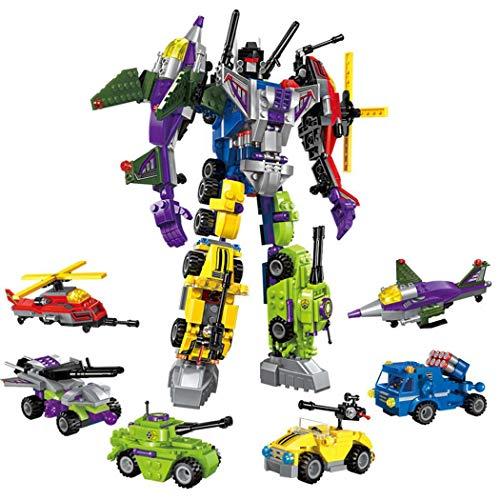 Giocattolo Robot Toy 506 Pezzi Transformer