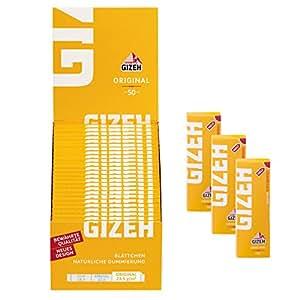 ZP.GIZEH Gelb (50x50 Bl)