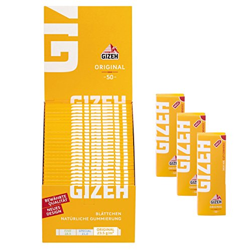 Preisvergleich Produktbild ZP.GIZEH Gelb (50x50 Bl)