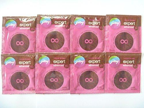 8-x-godrej-expert-natural-brown-powder-hair-colour