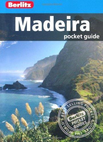 Berlitz: Madeira Pocket Guide (Berlitz Pocket Guides) by Berlitz (2011) Paperback