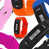 Kids Fitness Tracker with Pedometer, Willful Fitness Activity Tracker Watch Step Counter Wristband Smart Bracelet Bands for Walking Kids (Pedometers, Calories, Distance) Non Bluetooth, Non APP