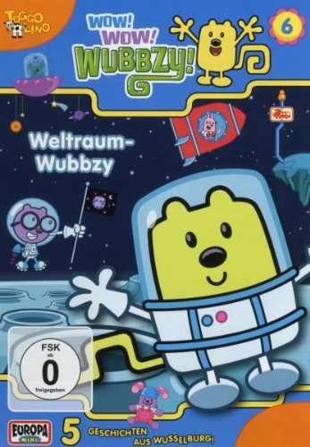 6 - Weltraum-Wubbzy