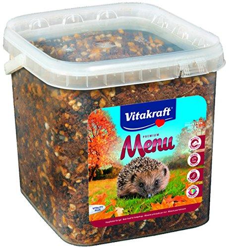 Vita Fuerza Premium Menú, comida principal para erizo, 2,5 kg cubo (1 x 2,5 kg)