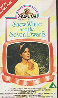 Snow White and the Seven Dwarfs [VHS] [1984] : everything five pounds (or less!)
