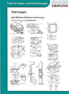 Wohnwagen bauen / umbauen, ca. 4800 Seiten (DIN A4) Ideen und Zeichnungen