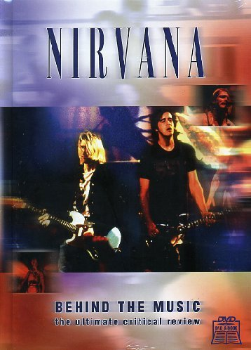 Nirvana - Behind the Music  (+ Buch)