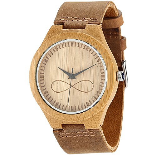 wonbee-mens-bamboo-wood-watches-with-natural-cowhide-leather-strap-and-infinity-designbrownpackaged-