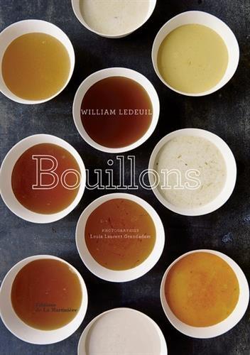 Les Bouillons par William Ledeuil