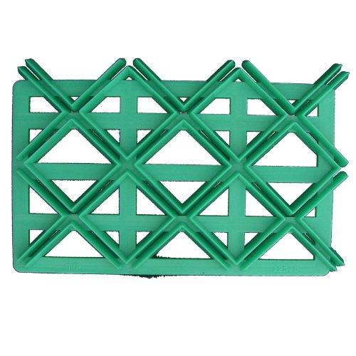 Cake Craft City Emporte-pièce/plaque d\'embossage en forme de treillis à grosses mailles pour décoration de gâteau
