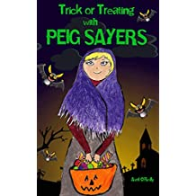 Trick or Treating with Peig Sayers - A funny Irish Halloween story for children aged 6 to 8