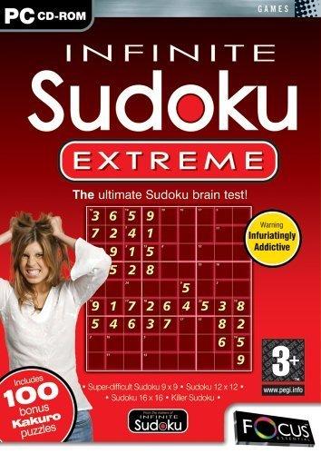 Infinite Sudoku - Extreme Edition [UK Import]
