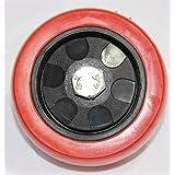 "Envoy Polyurethane Spare Wheel, Wheel Diameter: 5"" X 1¼"" (125X30 Mm), Set Of 4"