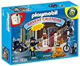 Playmobil  4168 - Calendario dell'Avvento Polizia