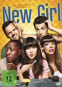 New Girl - Die komplette Season 2 [3 DVDs]