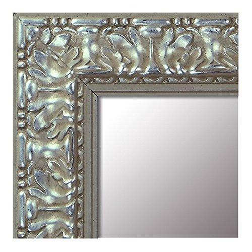 -Espejo de Madera Fabricado en España- Tamaño 64x84 cm. Espejo Decorativo de Pared Modelo 940...