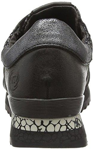 Marco Tozzi Damen 23715 Sneakers Grau (Anthracite A.C 229)