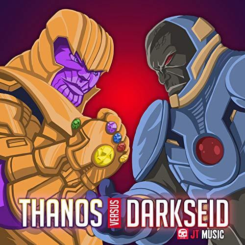 Thanos Vs Darkseid Rap Battle (feat. Daddyphatsnaps)