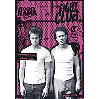 Rockyrama Papers 2 Fight Club