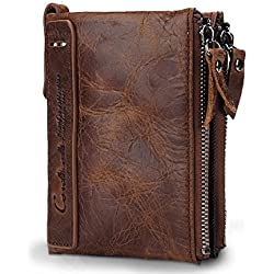 Cgt Brown Men's Wallet