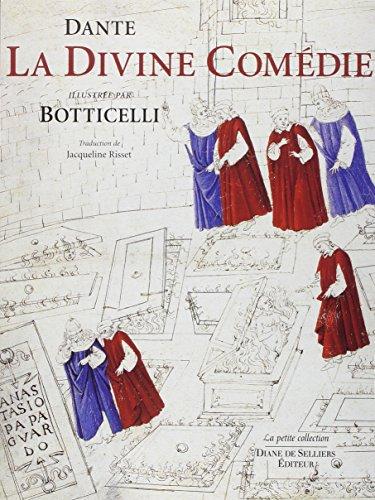 La Divine Comédie de Dante illustrée par Botticelli par Alighieri Dante