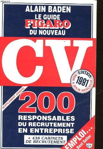 Le guide figaro du nouveau cv (A.B.C.)