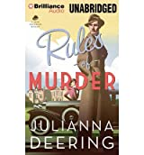 [ Rules Of Murder: A Drew Farthering Mystery ] By Deering, Julianna (Author) [ Aug - 2013 ] [ Compact Disc ]