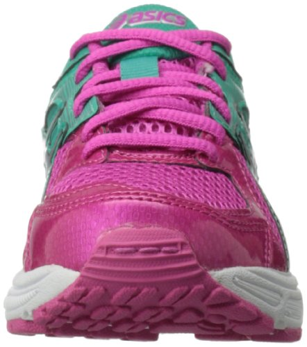 Asics Gel-1000 3 GS Large Synthétique Chaussure de Course Hot Pink Lightning-Emerald