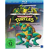 Teenage Mutant Ninja Turtles - Gesamtedition